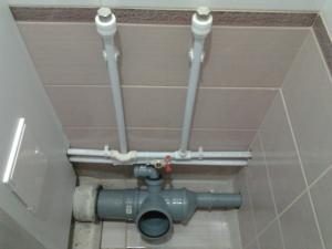 Разводка труб водоснабжения (2)