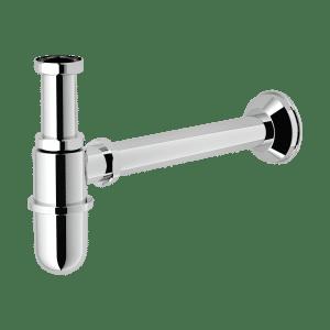 Установка сифона в ванной цена