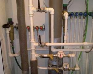 Монтаж труб водоснабжения (2)