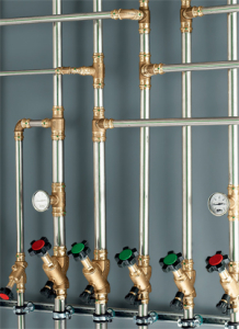 Разводка труб водоснабжения (3)