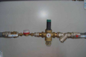 Установка редуктора давления (2)
