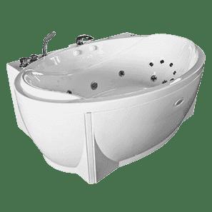 Установка ванны нестандартных размеров цена